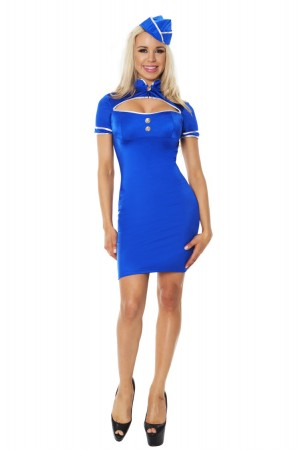 Air Hostess Costumes LZ-388