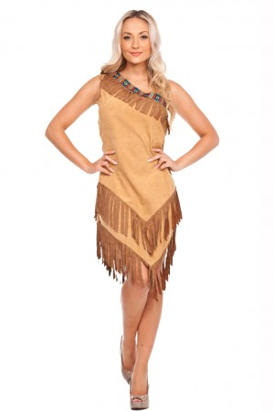 \Indian Maiden Pocahontas Costumes VB-2006