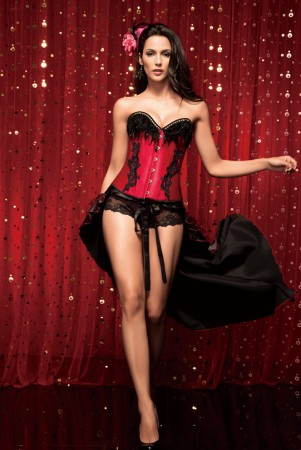 Moulin Rouge Costumes 1342RED