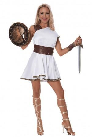 Greek Gladiator Warrior Costumes LH-153_2