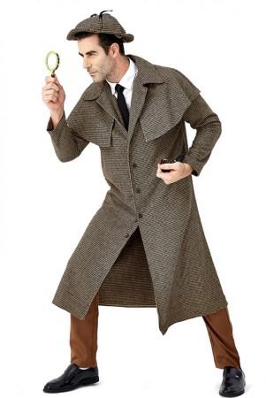 Mens Sherlock Holmes Costume tt3123