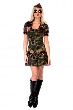 Army Top Gun Costumes lb7003_1
