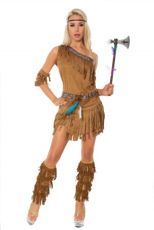 Noble Warrior Native American Indian Costumes LH-128 _1
