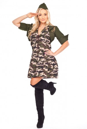 Army Soldier Costumes VB-2029