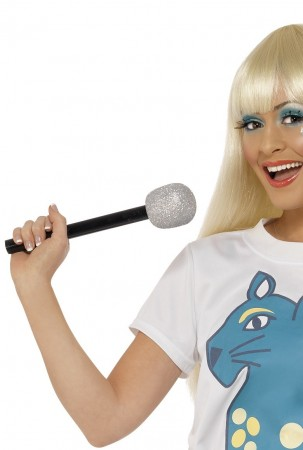 Microphone Costume accessary