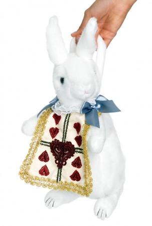 Rabbit Plush Purse la1521