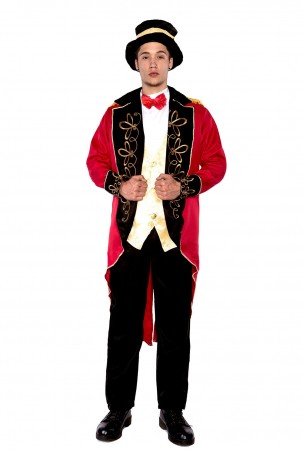 Ringmaster Costume - VB3040_1