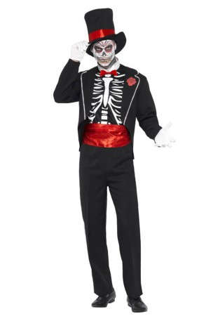 DAY OF THE DEAD COSTUMES CS21565