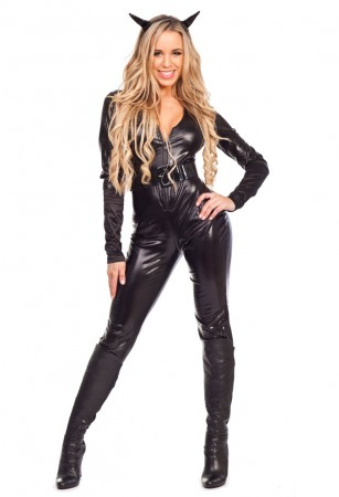 Catwoman Costumes LG-3111