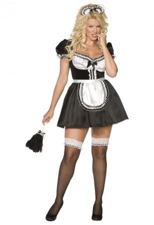 French maid costume cs30381