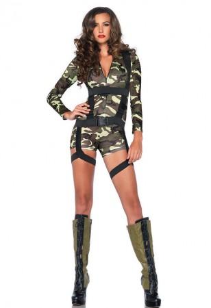 ARMY COSTUME la85292