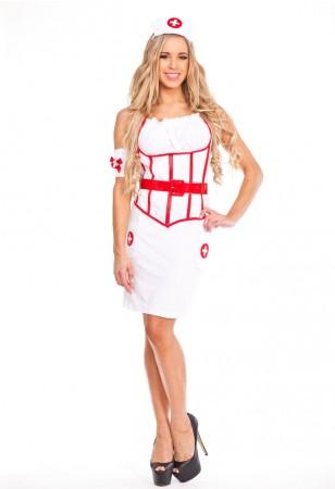 Nurse Costumes LB-1005