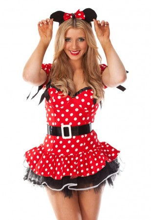 Mini Mouse Costumes - Minnie Mouse Dress Up Costume