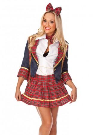 School Girl Costumes - School Girl Uniform Costume