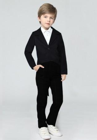 Black Kids Tailcoat Magician