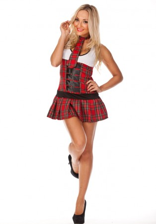 School Girl Costumes - School girl uniform Fancy Dress