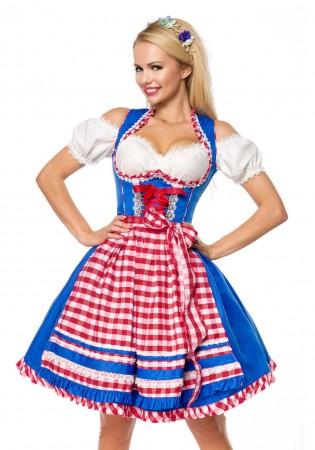 Ladies Oktoberfest German Fancy Dress lh324b