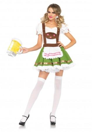 Ladies beerdress costume  lh325