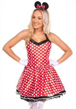 Mini Mouse Costumes LH-106