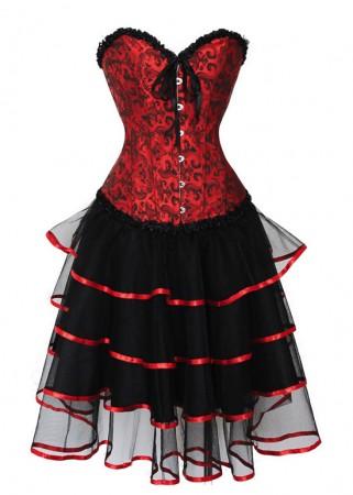 Hot Fancy Dress