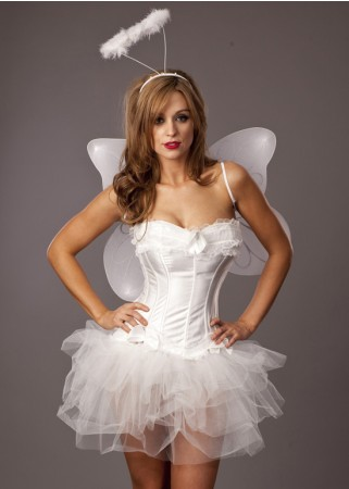 White Angel Costumes a70wd