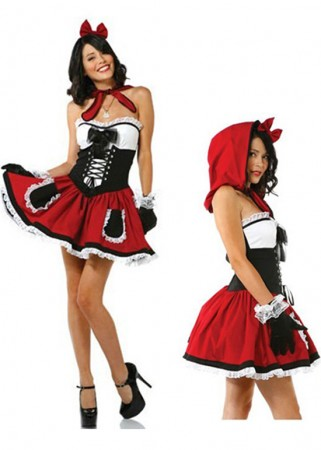 Red Riding Hood Costumes LB-1135