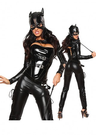 Catwoman Costumes LG-81039
