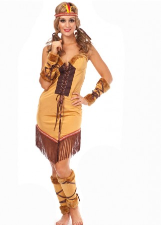 Wild West Costumes LZ-277