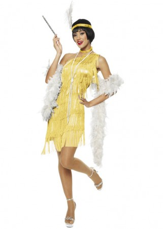 20s Flapper Costumes LZ-459Y