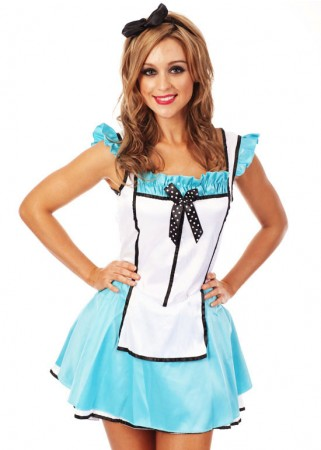 Alice In Wonderland Costumes lz84645