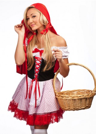 Red Riding Hood Costumes LZ-8949