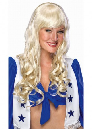 Wigs - Ladies Blonde Elise Wig Party Costume Wigs