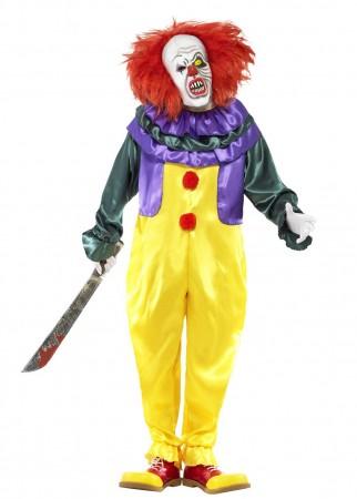Halloween Clown Costumes CS24376