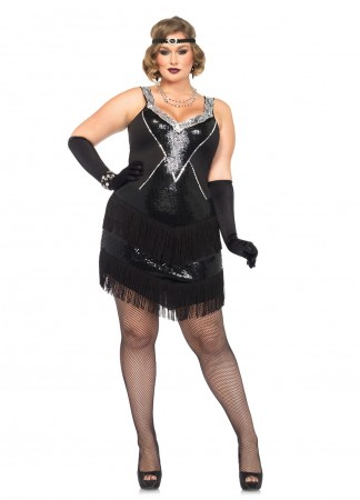 1920s flapper costumes LH192o