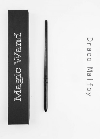 Malfoy Harry Potter Magical Wand In Box Replica Wizard Cosplay