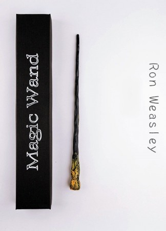 Ron Harry Potter Magical Wand In Box Replica Wizard Cosplay