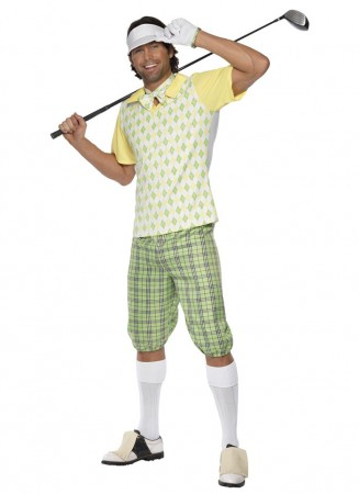 GONE GOLFING COSTUME cs33421_1