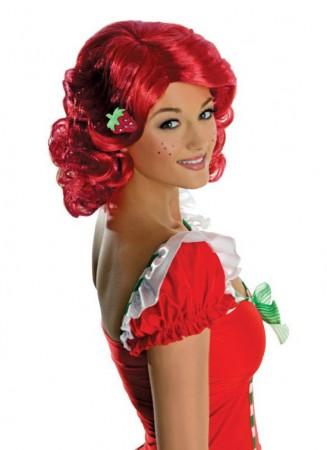 Wigs - Strawberry Shortcake Wigs