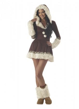 Eskimo Kisses Polar Princess costume