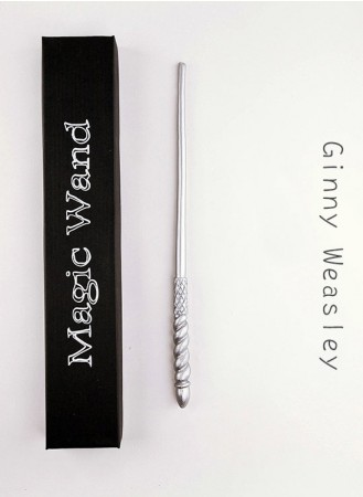 Ginny Harry Potter Magical Wand In Box Replica Wizard Cosplay