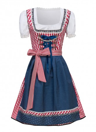 bavarian beer fancy dress 3d front lh326r