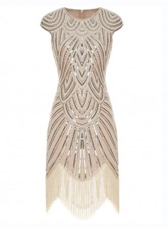 gatsby beaded dress LX1001N_1