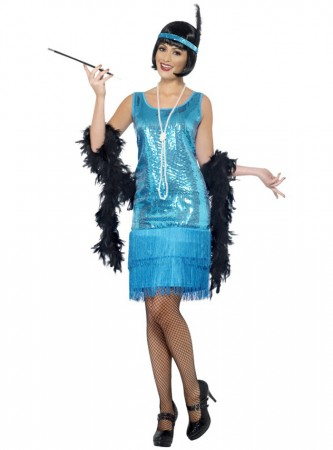 1920 flapper costumes Australia - Licensed Flirty Flapper Adult Laides Gatsby Charleston Flapper Chicago 1920s 20s Jazz Fancy Dress Up Costume Party