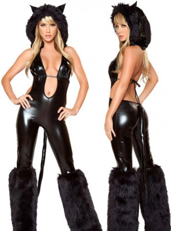 Catwoman Costumes LG-3112