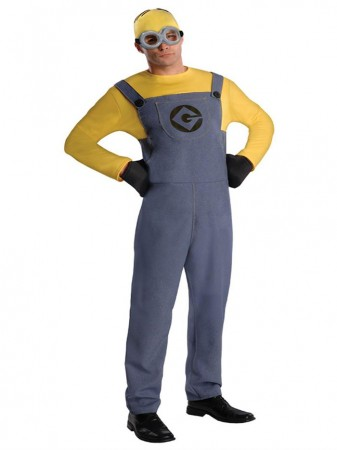 Minion Dave Costumes cl887201