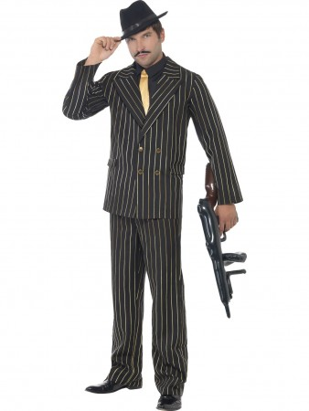 Gangster Costumes cs22414