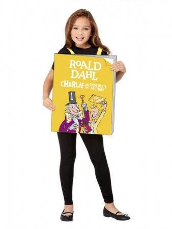 Charlie and the Chocolate Factory Book Costume cs52455