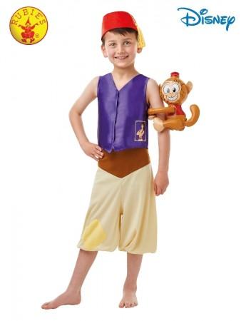ALADDIN DELUXE COSTUME CHILD