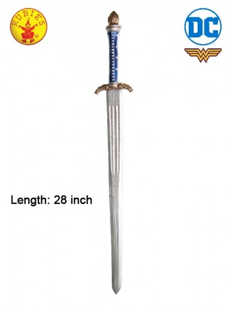 28 inch Justice League Hero Wonder Woman Sword Cosplay