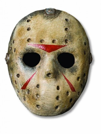Jason Voorhees Costume Mask